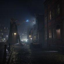 Il gigante gentile: una spettacolare foto del film