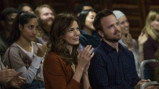 The Path: Michelle Monaghan e Aaron Paul interpretano Sarah ed Eddie