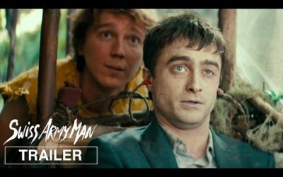 Swiss Army Man - Trailer
