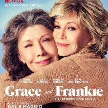 Grace and Frankie: la locandina della stagione 2