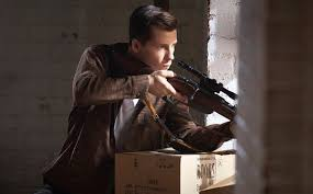 11.22.63: Daniel Webber in una scena dell'ultimo episodio della miniserie