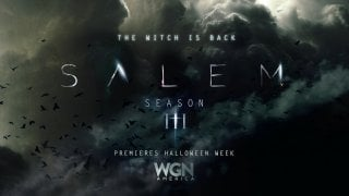 Salem: un quad poster della stagione 3