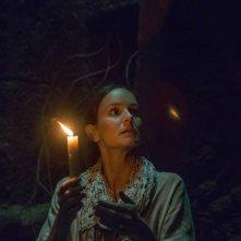 The Other Side of the Door: Sarah Wayne Callies in una scena del film