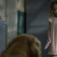 The Other Side of the Door: Sofia Rosinsky in una inquietante scena del film
