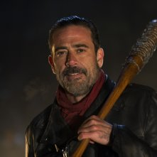 Jeffrey Dean Morgan è Negan