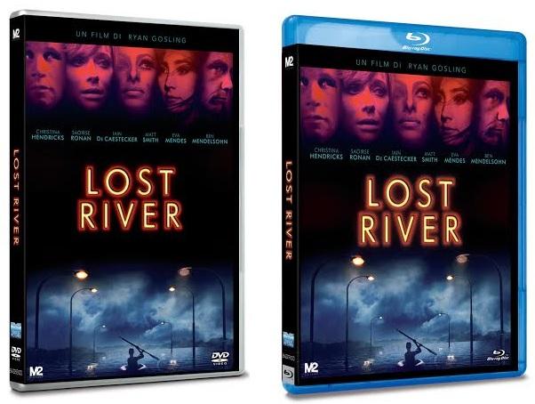 Le cover homevideo di Lost River