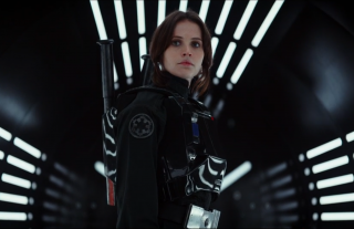 Rogue One - A Star Wars Story: Felicity Jones nel teaser trailer del film
