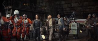 Rogue One - A Star Wars Story: una scena del primo trailer del film