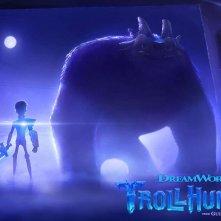 Trollhunters - prima immagine della serie animata