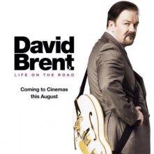 Locandina di David Brent: Life On The Road