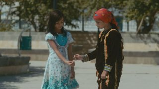La sposa bambina: un'immagine del film