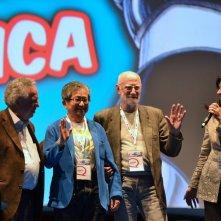 Romics 2016: Go Nagai insieme a Vince Tempera e Luigi Albertelli