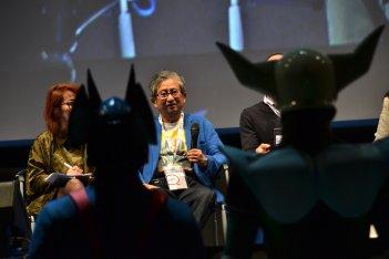 Romics 2016: Go Nagai invita i cosplayer a salire sul palco