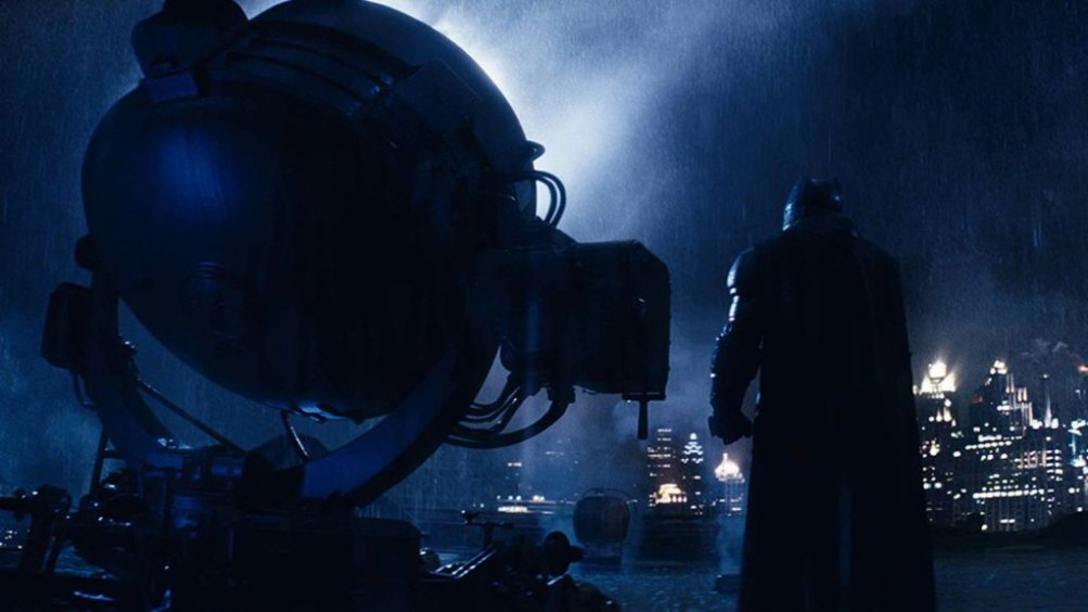 Batman v Superman - effetti speciali