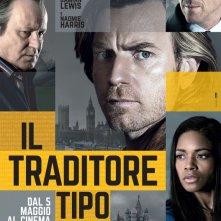 Il traditore tipo: la locandina italiana