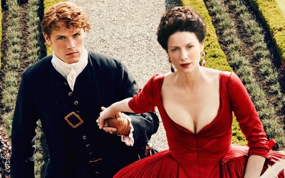 Outlander, Claire e Jamie Fraser sono tornati nella seconda stagione della serie targata Starz