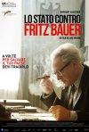 Locandina di Lo Stato contro Fritz Bauer