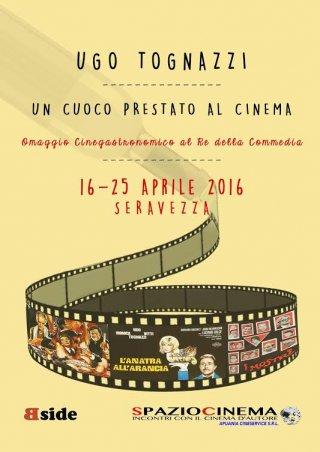 Omaggio a Ugo Tognazzi - un cuoco prestato al cinemaOmaggio a Ugo Tognazzi - un cuoco prestato al cinema