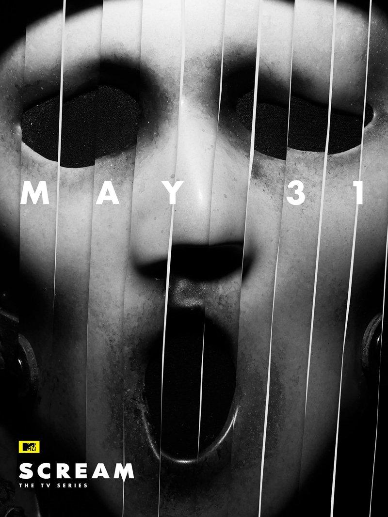 Scream: la locandina della stagione 2