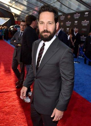 Captain America: Civil War - Paul Rudd alla premiere