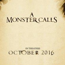 Locandina di A Monster Calls