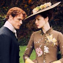 Outlander: Jamie e Claire nella seconda stagione