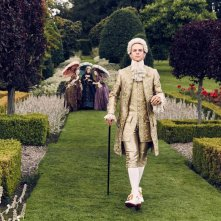 Outlander: l'attore Lionel Lingelser è Luigi XV