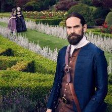 Outlander: Duncan Lacroix interpreta Murtagh nella seconda stagione