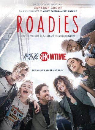 Roadies: il poster della serie tv di Cameron Crowe