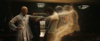 Doctor Strange: Tilda Swinton e Benedict Cumberbatch nel teaser trailer del film Marvel