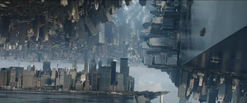 Doctor Strange: città sovrapposte nel teaser trailer del film Marvel