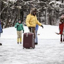Fräulein - Una fiaba d'inverno: Christian De Sica in una scena del film