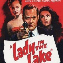 Locandina di Una donna nel lago