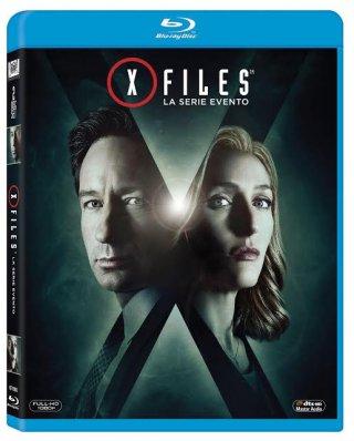 La cover di X-Files - La serie evento
