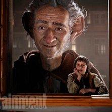 Il gigante gentile: una nuova foto di Mark Rylance