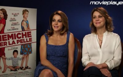 Claudia Gerini e Margherita Buy, videointervista a due Nemiche per la pelle