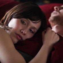 Il sistema: Gabriella Pession in una scena della serie