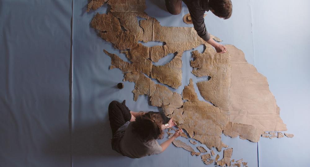 La memoria dell'acqua: un'immagine tratta dal documentario