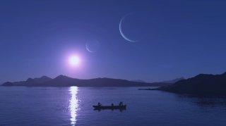La memoria dell'acqua: una suggestiva immagine del documentario