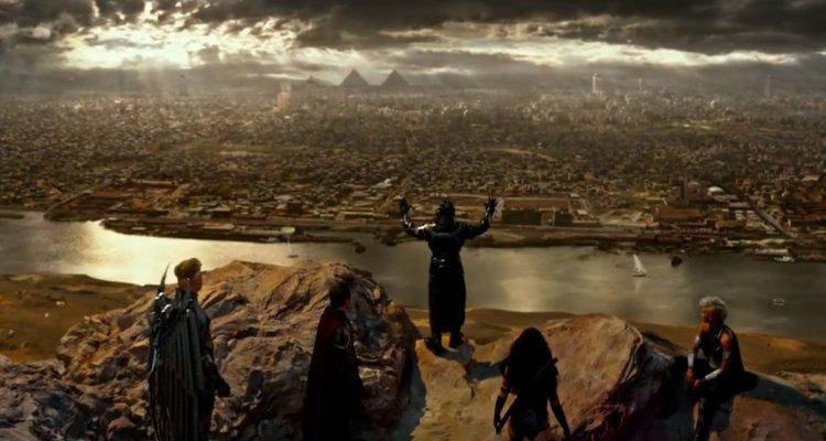 X-Men: Apocalisse - Nuovi dettagli sul villain in un video e un sito