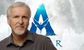 Avatar: James Cameron girerà i 4 sequel in una volta sola!