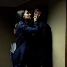 Il traduttore: Kamil Kula e Anna Safroncik in una scena del film