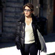 Il traduttore: Claudia Gerini in un momento del film
