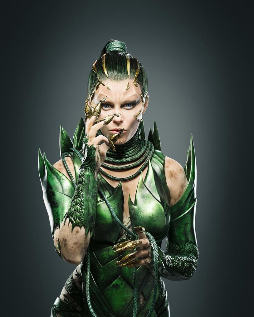 Power Rangers: Elizabeth Banks è Rita Repulsa