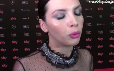 David 2016 - Il red carpet del cast di Lo chiamavano Jeeg Robot