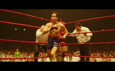 Hands of Stone - Teaser trailer