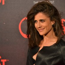 Outcast: Francesca Valtorta sul red carpet della premiere europea