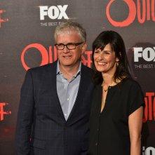 Outcast: Chris Black e Sharon Tal sul red carpet della premiere europea