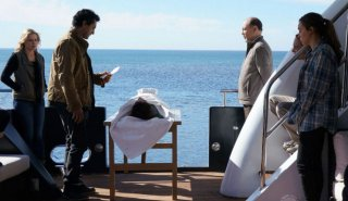 Fear the Walking Dead: un'immagine drammatica della première intitolata Monster