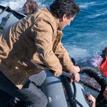 Fear the Walking Dead: gli attori Cliff Curtis e Lorenzo James Henrie in una foto di Monster